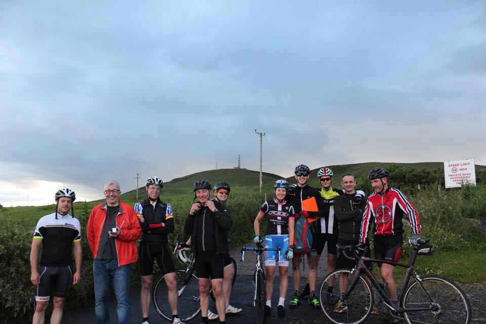 Summer Series – Round 4 – Craigowl Hill Climb
